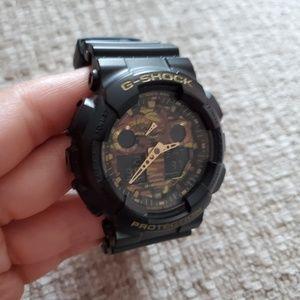 Men's G-Shock Camo Watch